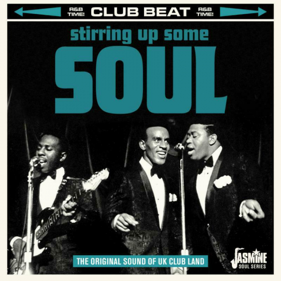 Stirring Up Some Soul - The Original Sound of UK Club Land