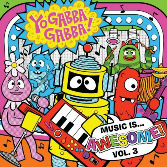 Music Is Awesome! Volume 3