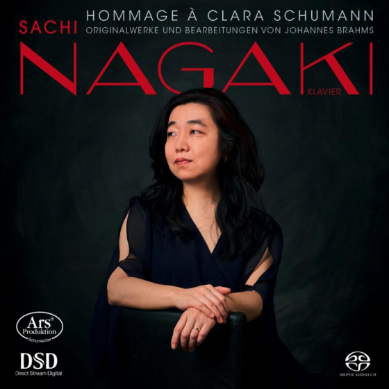 Hommage A Clara Schumann - Piano Works By Brahms
