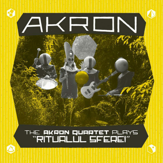 The Akron Quartet Plays 'Ritualul Sferei'
