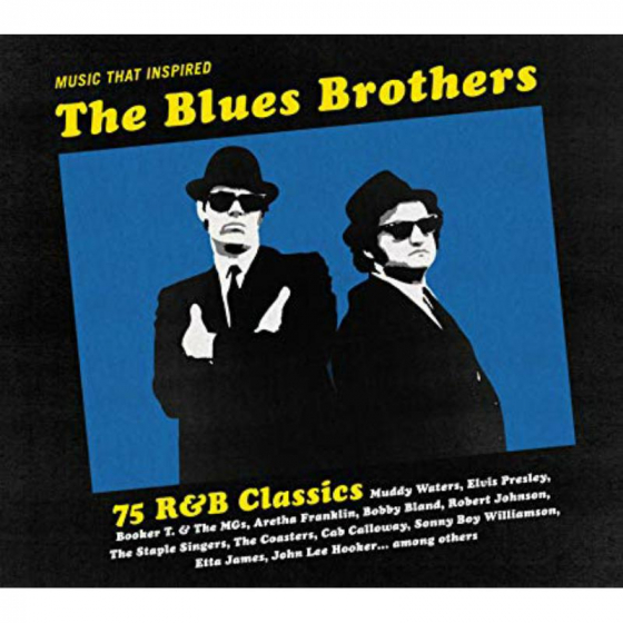 The Blues Brothers: 75 R&B Classics (3CD)