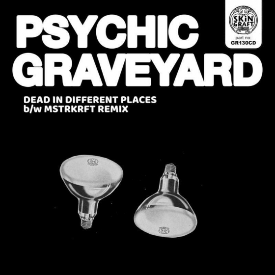 Dead In Different Places B/w MSTRKRFT Remix) (CD-Single)