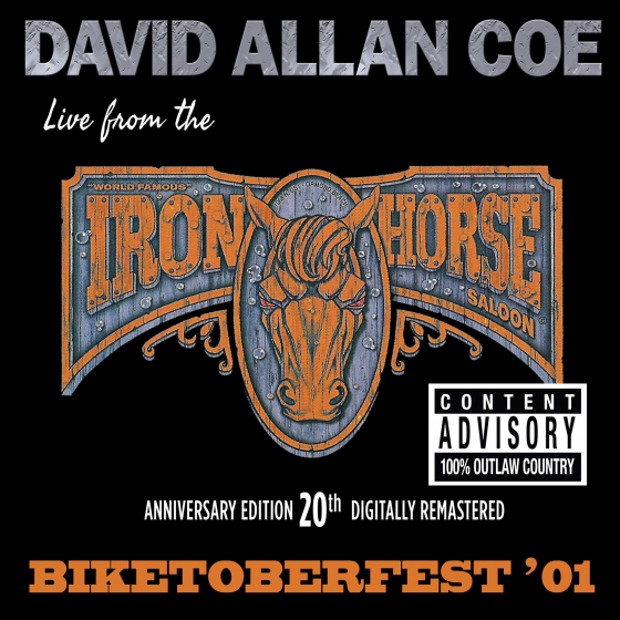 Biketoberfest '01: Live From the Iron Horse Saloon (20th Anniversary Edition LP)