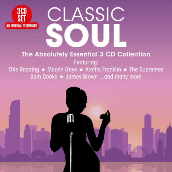 Classic Soul - The Absolutely Essential Collection (3CD)