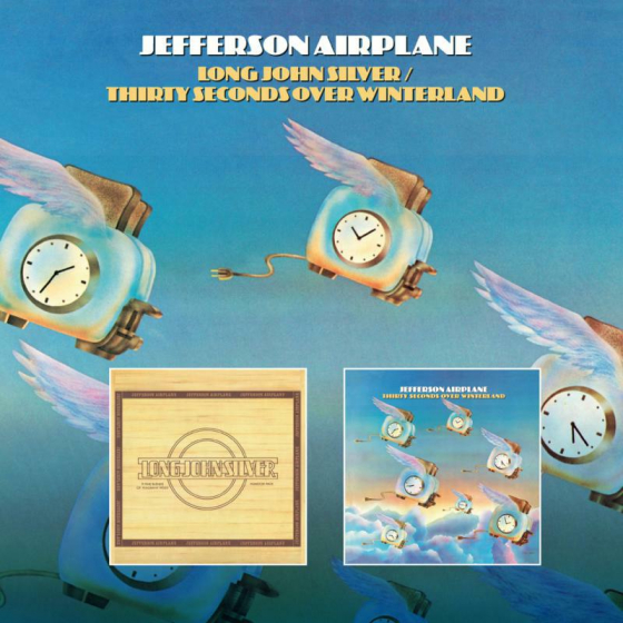 Long John Silver / Thirty Seconds Over Winterland: 2CD Remastered Edition