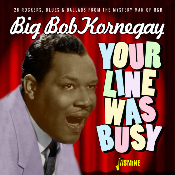 Your Line Was Busy - 28 Rockers, Blues & Ballads from the Mystery Man of R&B