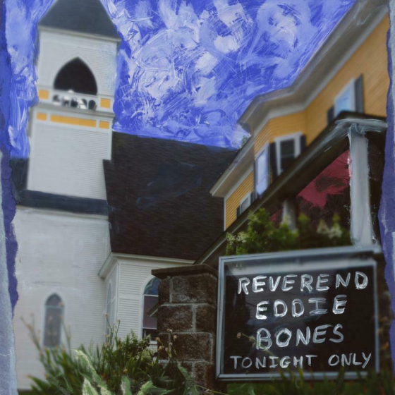 "The Reverend Eddie Bones (7"")"