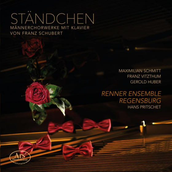 Standchen: Works For Male Choir