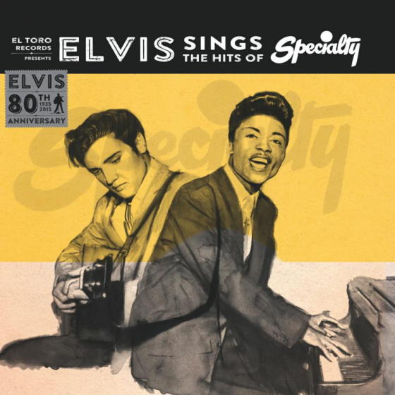 Elvis Sings The Hits Of Specialty - 80th Anniversary Edition