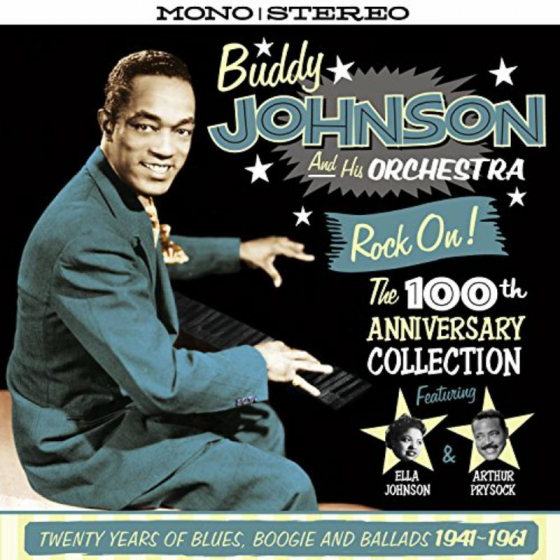 Rock On! The 100th Anniversary Collection - Twenty Years of Blues, Boogie and Ballads 1941-1961