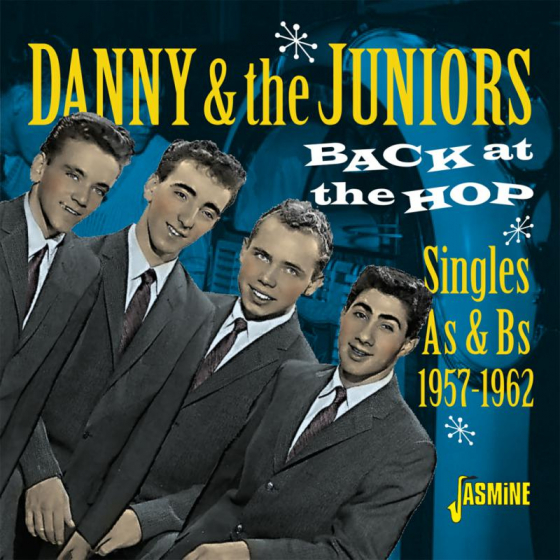 Back at the Hop - Singles A's & B's 1957-1962