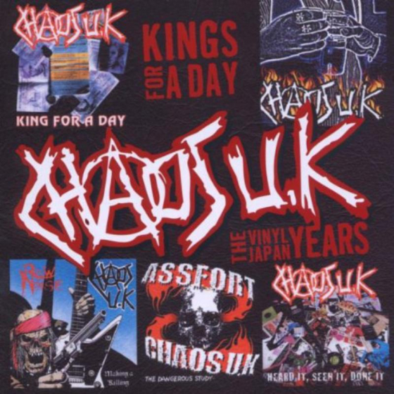 King For A Day - The Vinyl Japan Years