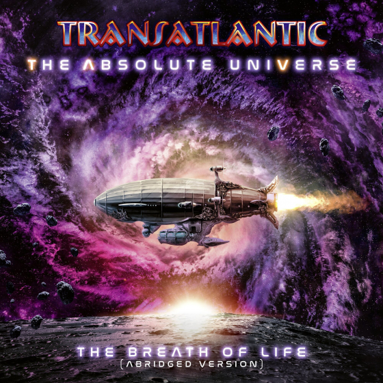 The Absolute Universe: The Breath Of Life (Abridged Version) (CD Digipak)