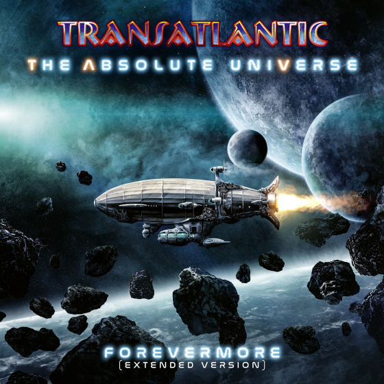 The Absolute Universe: Forevermore (Extended Version) (2CD Digipak)