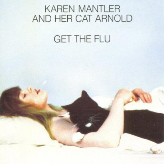 And Her Cat Arnold Get The Flu