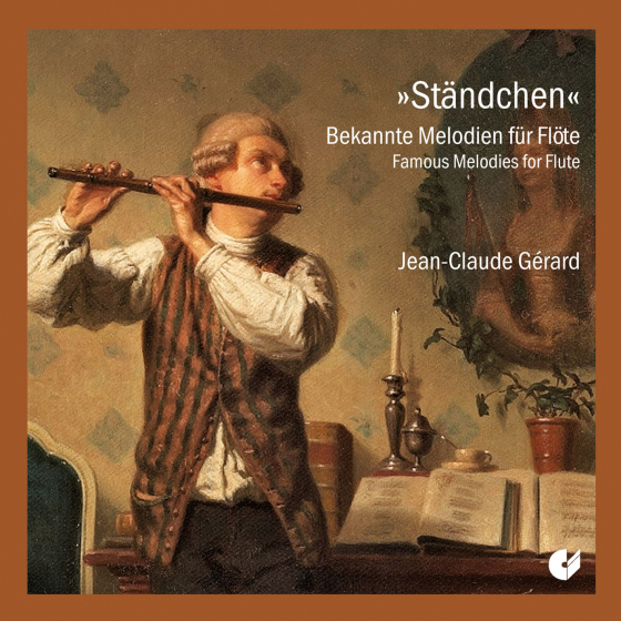 Standchen: Famous Melodies For Flute