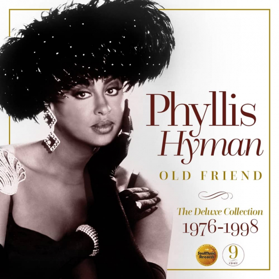 Old Friend - The Deluxe Collections 1976-1998 (Clamshell Boxset) (9CD)