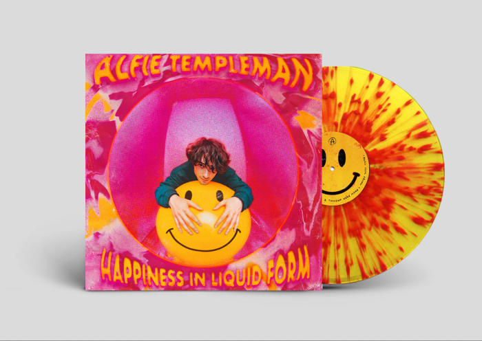 Happiness In Liquid Form EP