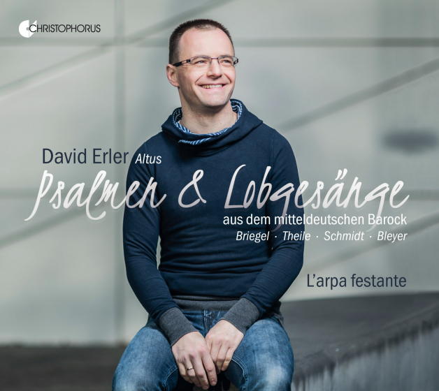 Psalms And Praise Songs From The Middle German Baroque