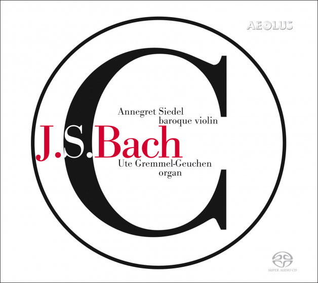 Works Of JS Bach For Baroque Violin & Organ