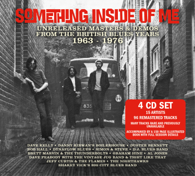 Something Inside Of Me: Unreleased Masters & Demos From The