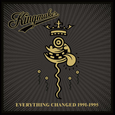 Everything Changed 1991-1995: 5CD Clamshell Boxset