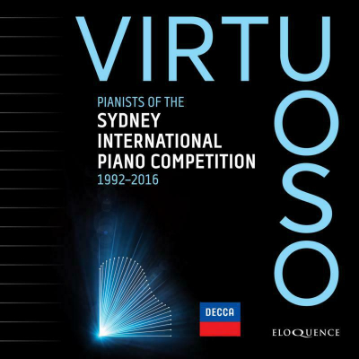 Pianists Of The Sydney Int'l Piano Competition (1992-2016) (11CD)