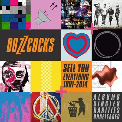 Sell You Everything (1991-2004) Albums, Singles, Rarities, Unreleased: 8CD Boxset