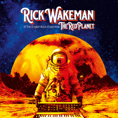 The Red Planet ( Jewel Case )