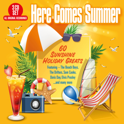 Here Comes Summer - 60 Sunshine Holiday Greats
