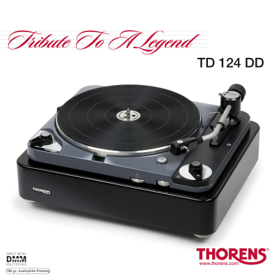 Thorens - Tribute To A Legend