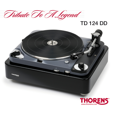 Thorens - Tribute To A Legend (UHQCD)