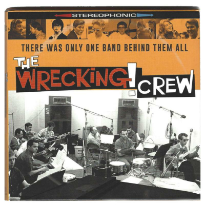 The Wrecking Crew (4CD)