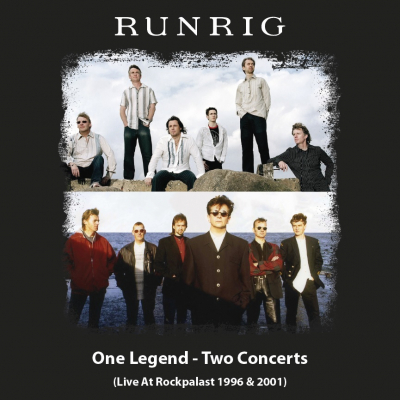One Legend - Two Concerts (Live At Rockpalast 1996 & 2001) Deluxe Edition
