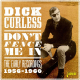 Don't Fence Me In - The Early Recordings 1956-1960