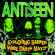 Exploding Barbed Wire Death Ma tch EP - 7 inch