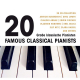 20 Famous Classical Pianists