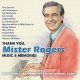 Thank You, Mister Rogers: Music & Memories