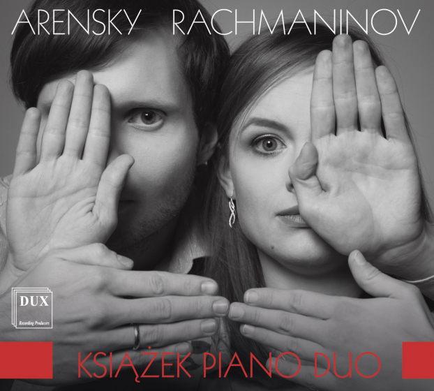 Arensky, Rachmaninov: Suites For Two Pianos